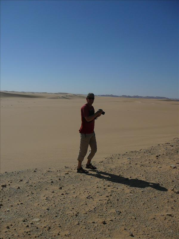 Siwa - Woestijn Peter