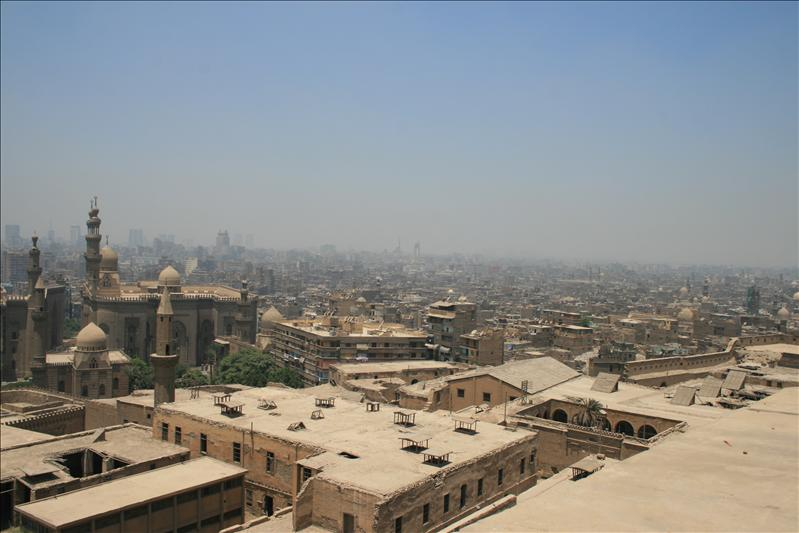 View of Cairo (4/4)