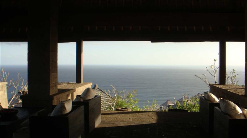 ocean from lobby