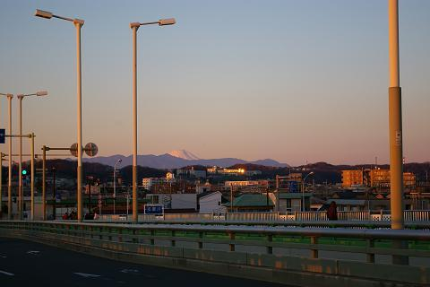 Mt.Fuji on 2009