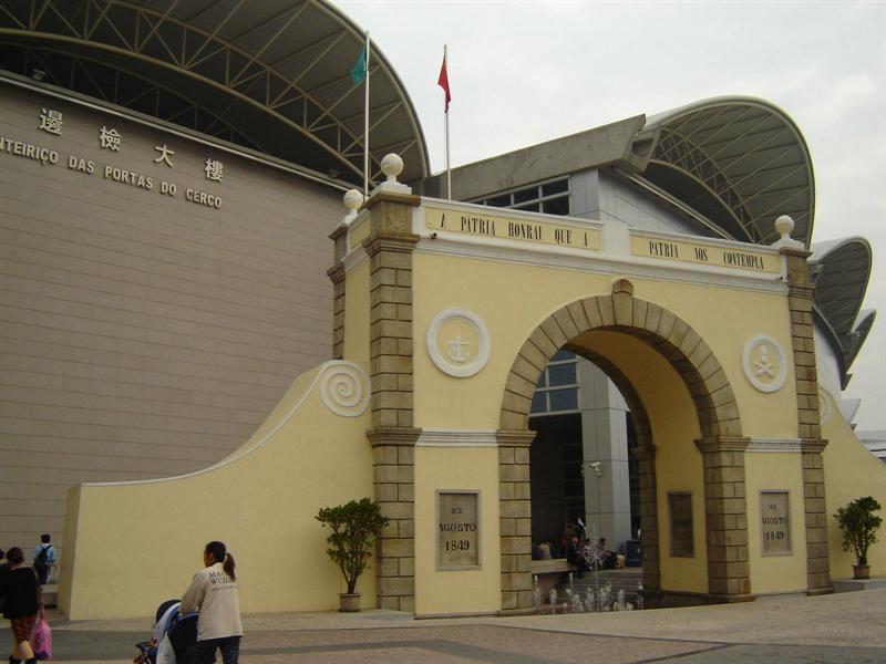Customs, Macau