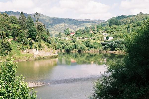 Jersulem, Wanganui River