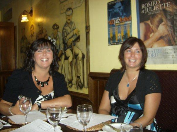 Linda & Sandra