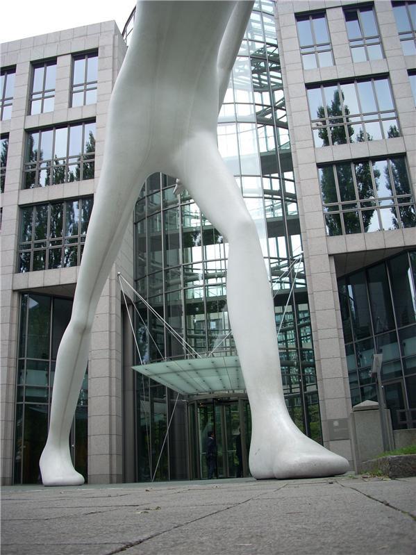 Feet & Building