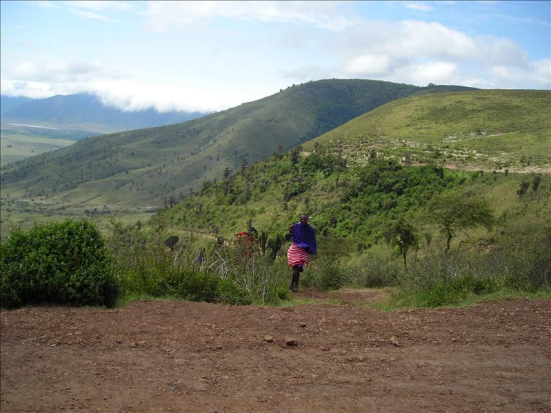 Massai•Ngorongoro