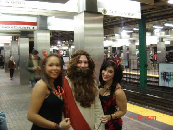 hot chicks en jesus