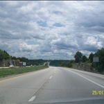 Driving down I-55 south to state hwy. 67