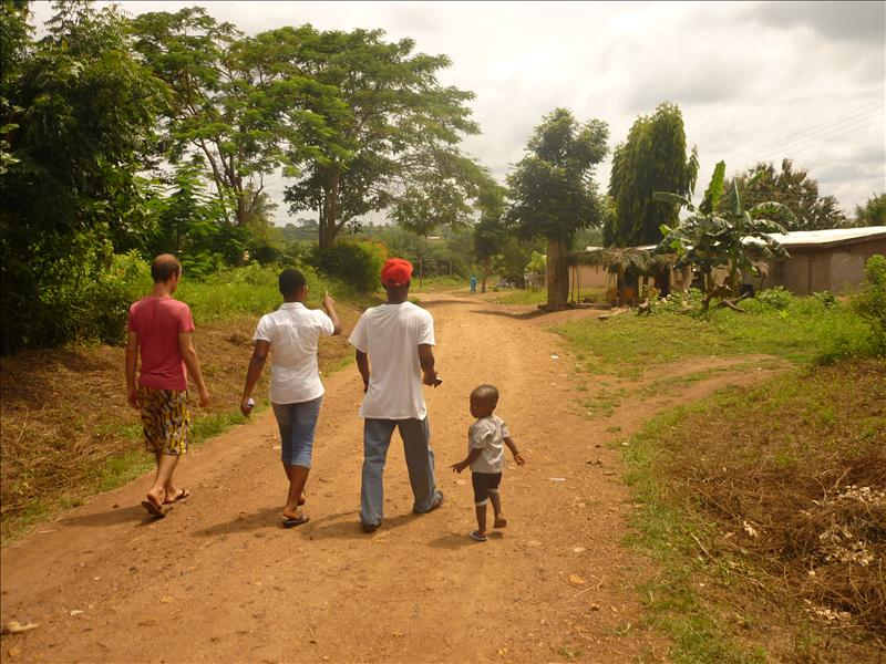 Sokode - visiting the rural ghana