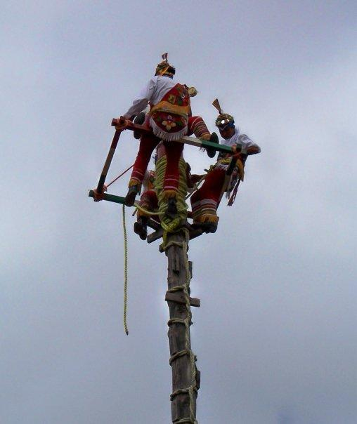 TEOTIHUACAN - AZTEC BUNGY