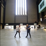 Adri & Chel at the Tate.JPG