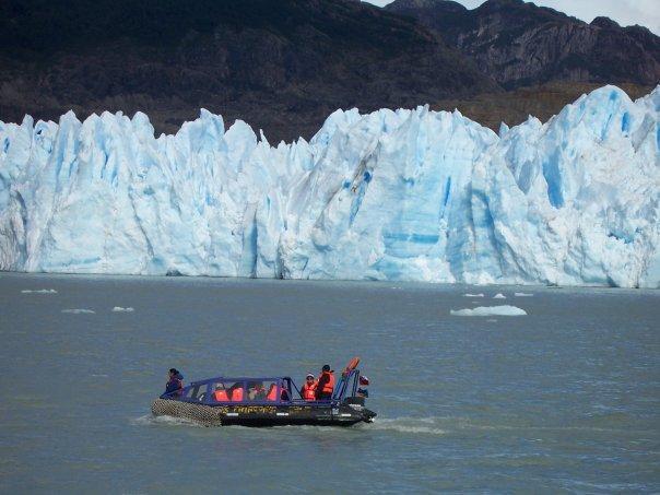 GLACIAR GREY, PARQUE NACIONAL TORRES DEL PAINE, CHILE