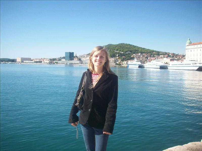 Jes in Split!
