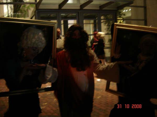 jesus in het levend museum