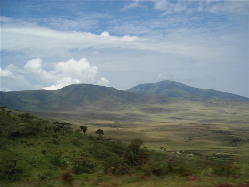 Massai village•Tanzania