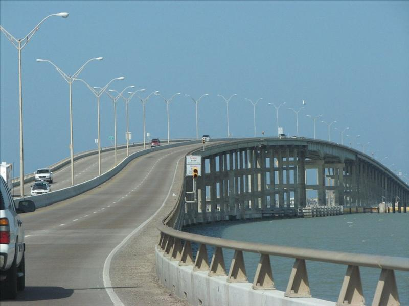 Bridge to Padre