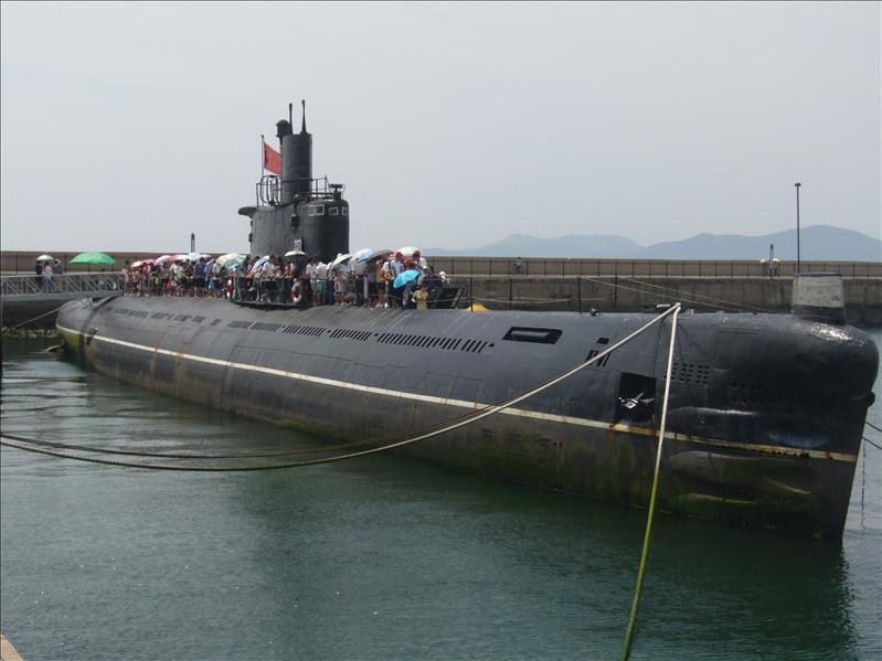 潛艇 @ 海軍博物館