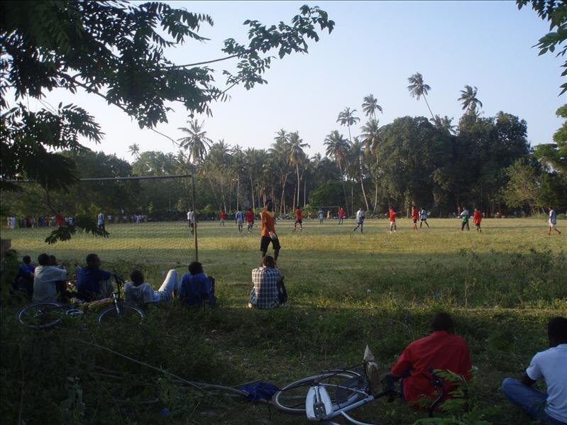 Bububu football game