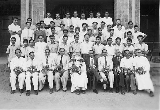 Matric class 1948