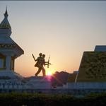 VIETNAM/LAO WAR MEMORIAL, PHONSAVAN