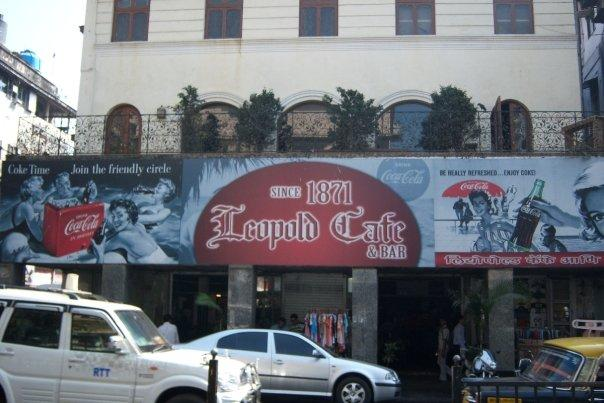 LEOPOLD'S CAFE AND BAR, MUMBAI