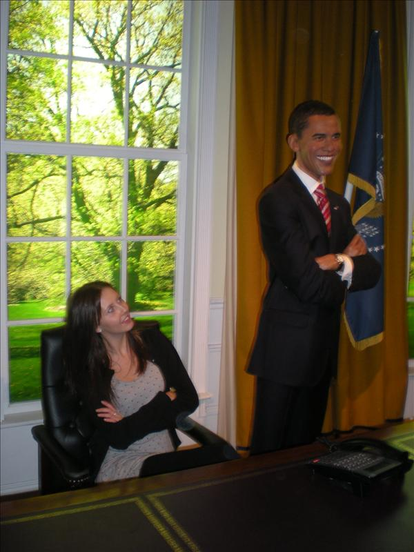 Madame Tussaude's Wax Museum - 20th May