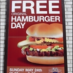 free only today!