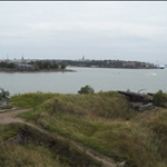 Landscape from Suomenlinna