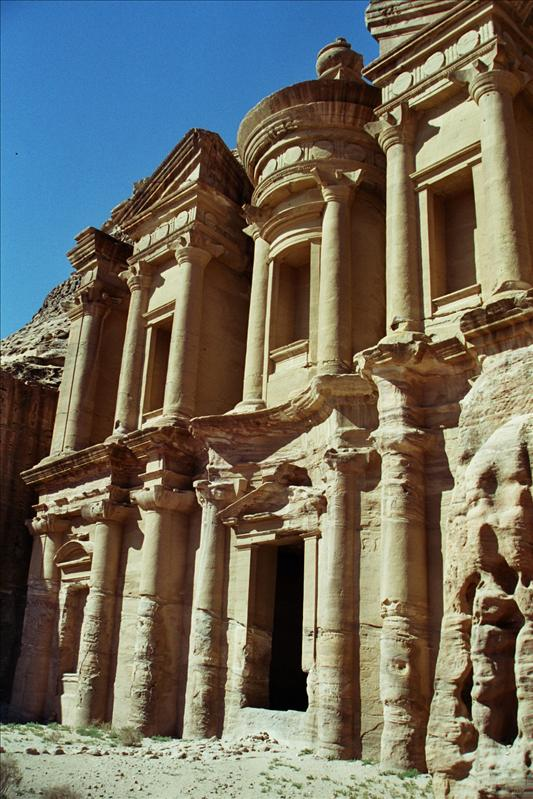 The Monastery (ad-Deir),