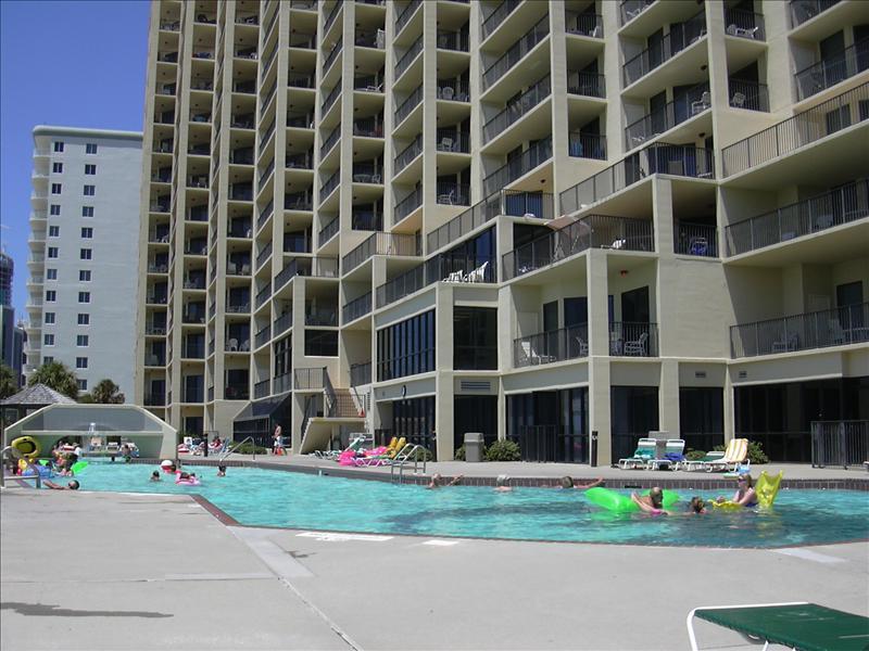 Phoenix 5 condo view beach side