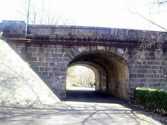 這是一座很大的橋 pont