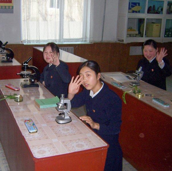SCHOOL LIFE, PYONGYANG