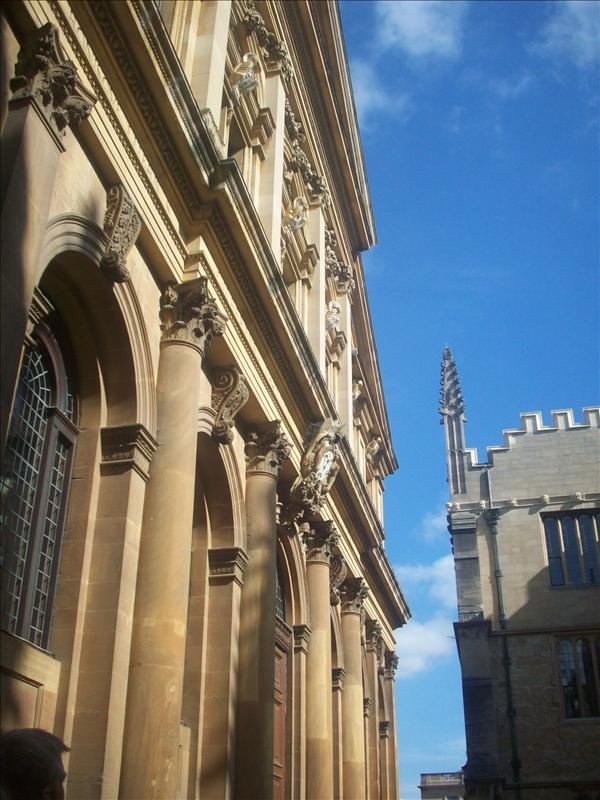 More oxford buildings