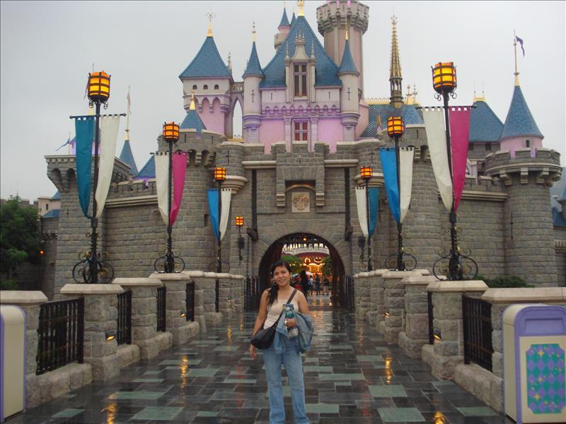 Disney;s Castle