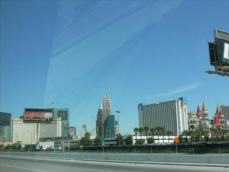 vegas before the tire opportunity