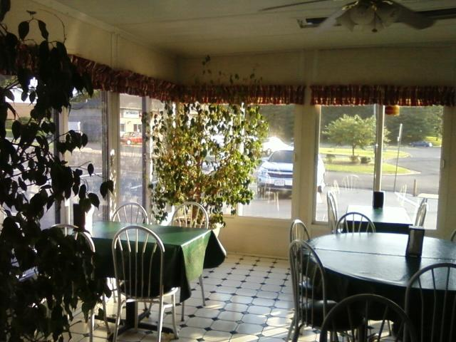 one room is a covered patio of sorts