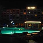 Hôtel Royal Mirage et son bar dans l