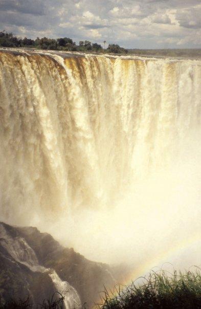 VICTORIA FALLS, ZIMBABWE - MAR