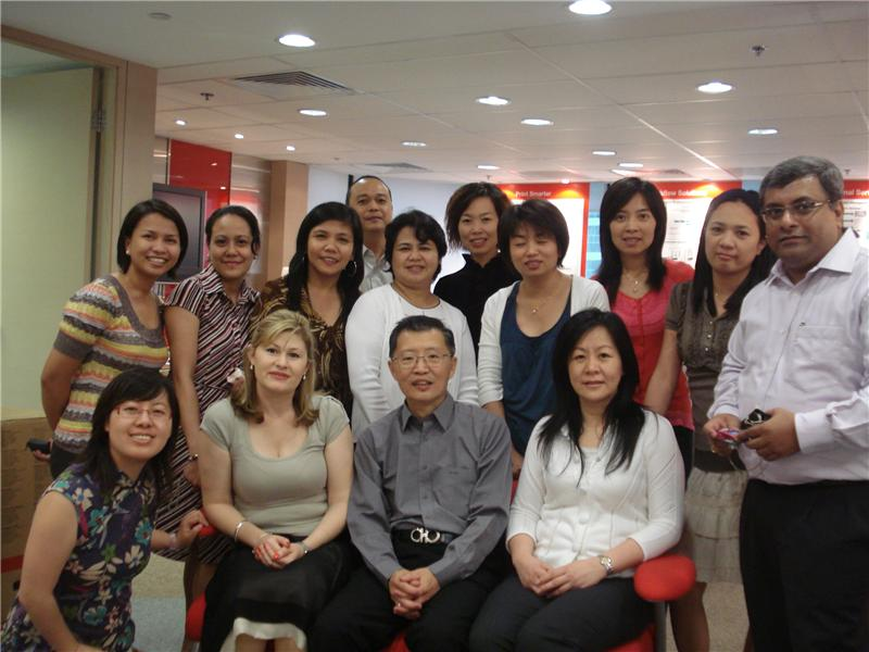 Lxk Asia Pacific HR Team