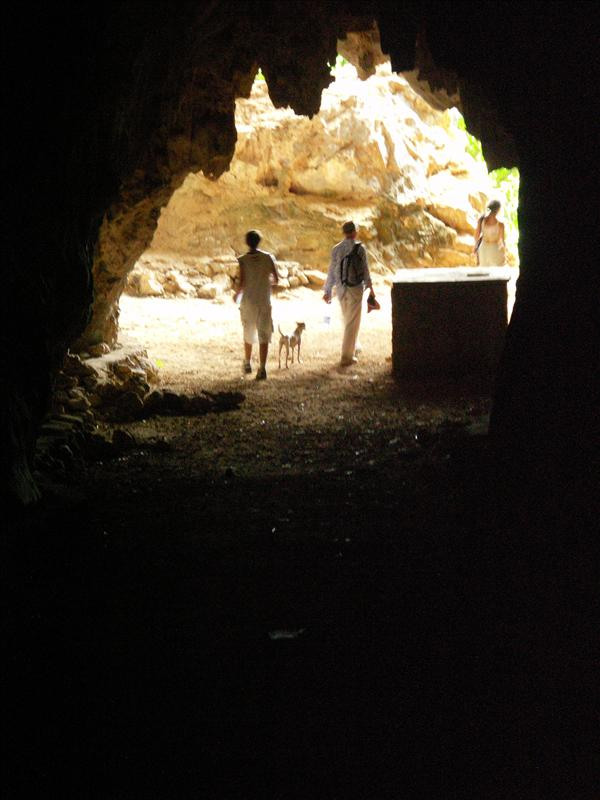 Mogote cave