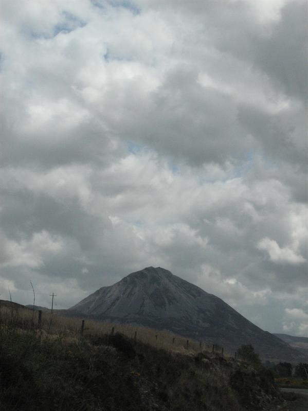 Heading towards Glenveagh National Park