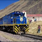 FROM PUNO TO CUZCO - OFF THE RAILS