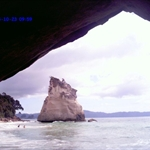 Cathedrale Cove