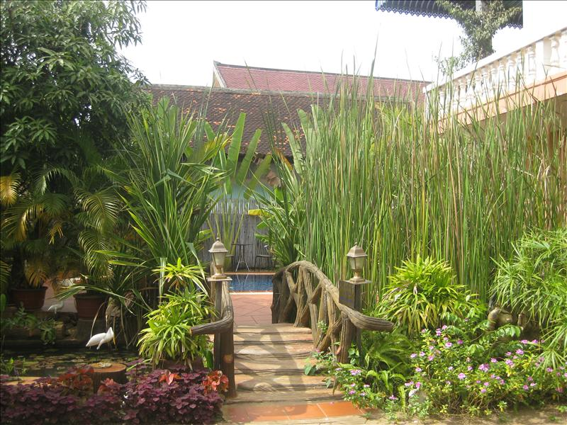 Garden Home Guesthouse in Siem Reap