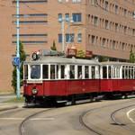Tram 75 evenement