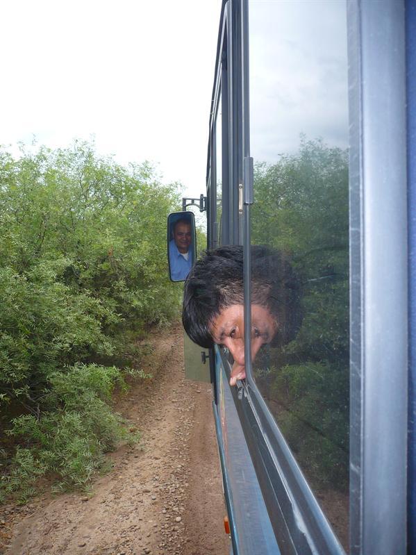 der Weg durch den Chaco - Chaco