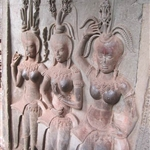 Rajskie tancerki- Apsary