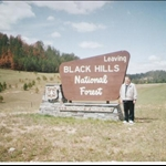 Leaving the Black Hills
