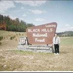 Leaving the Black Hills