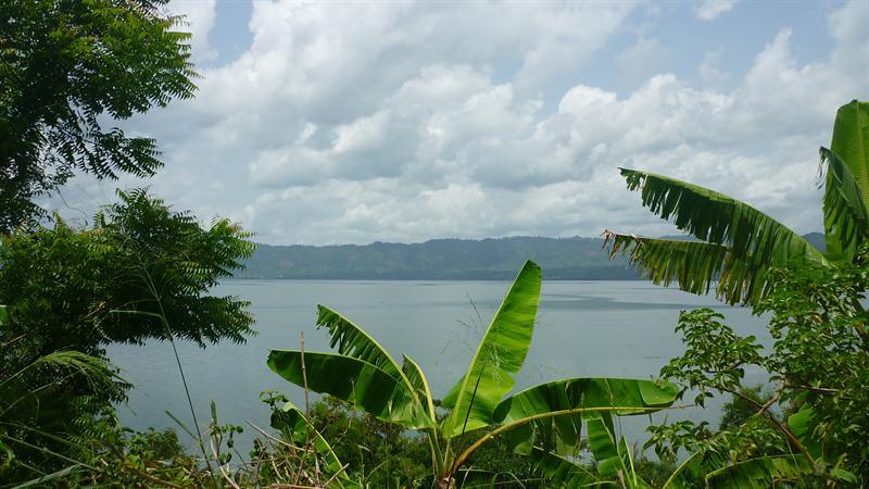 Lake Bosumtwi - noch mehr Seeidylle