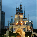 20060714 COEX Mall - Lotte World 樂天世界